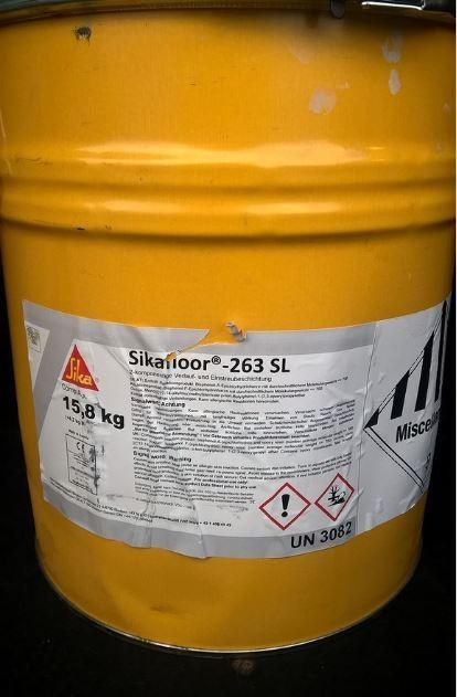 Sikafloor-263 Sl
